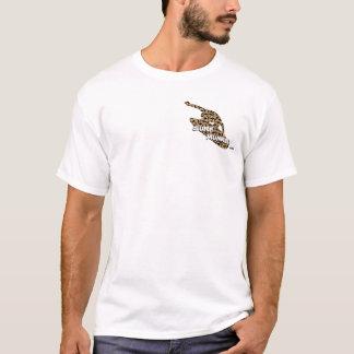 Mocha - Action Surfer / Shortboarder T-Shirt