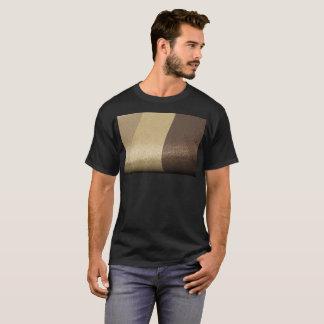 mocha gold attraction - black Lyons design j235 T-Shirt