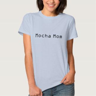 Mocha Mom ladies t-shirt