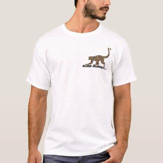 Mocha - Munkey front / Longboarder back T-Shirt