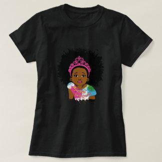 Mocha Princess Basic T-Shirt