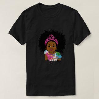 Mocha Princess Sleeveless T-Shirt