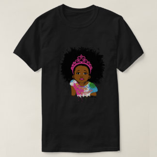 Mocha Princess T-Shirts