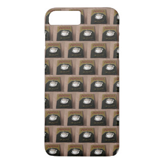 Mocha Tile iPhone Case