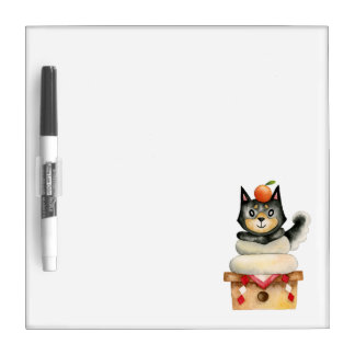 Mochi Shiba Dry Erase Board