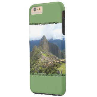 Mochilão Tough iPhone 6 Plus Case