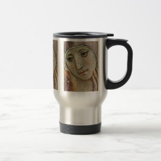 Mocking Of Christ  By Fra Angelico Coffee Mug