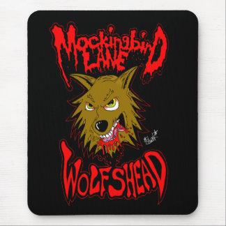 "Mockingbird Lane ""Wolfshead"" Mousepad"