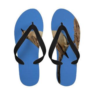 Mockingbird Profile Flip-Flops