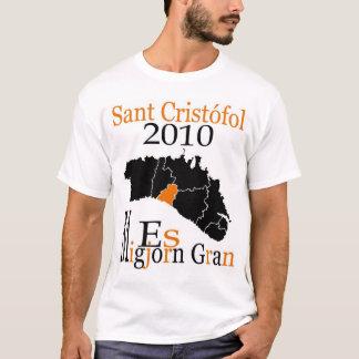 Mod.1 - IT IS MIGJORN - Sant Cristófol 2010 T-Shirt