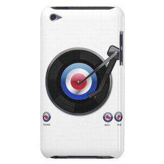 Mod 45 vinyl record player iPod Case-Mate case
