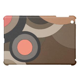 Mod and Round iPad Mini Cover