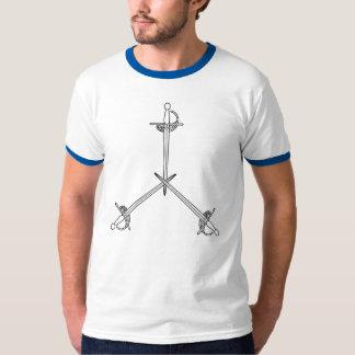 MoD baseball T-shirt