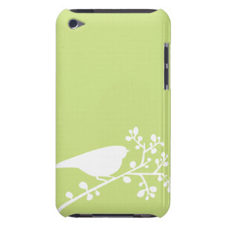 Mod Birds and Berries {pick your color} Barely There iPod Covers