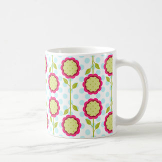 Mod Blooms Cofee Mug