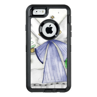 Mod Blue Angel OtterBox Defender iPhone Case