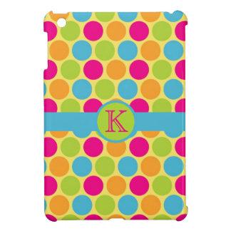 Mod Candy Colours Polka Dot Spots Case For The iPad Mini