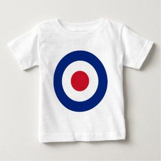 Mod - Classic Roundel - Bullseye Archery Target Baby T-Shirt