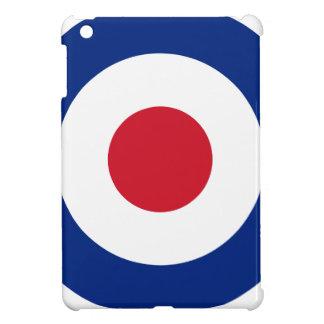 Mod - Classic Roundel - Bullseye Archery Target Case For The iPad Mini