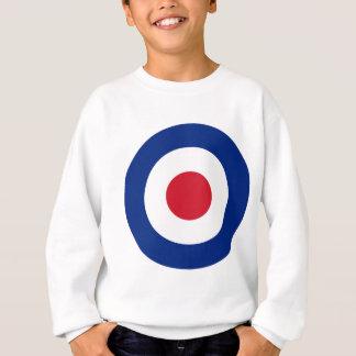 Mod - Classic Roundel - Bullseye Archery Target Sweatshirt
