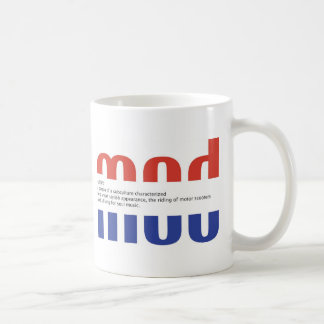 Mod_Cons Homeware Coffee Mug