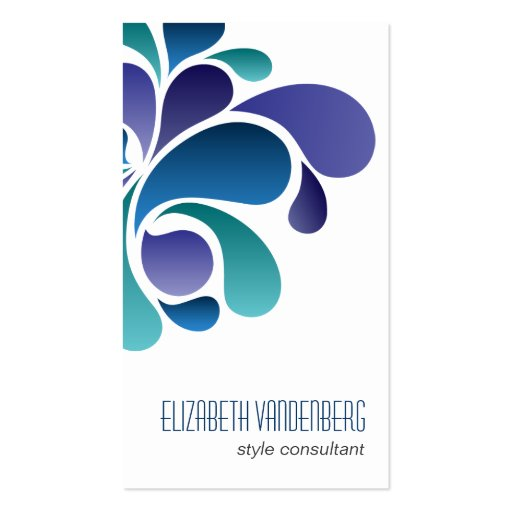Mod Cool Movement Business Card
