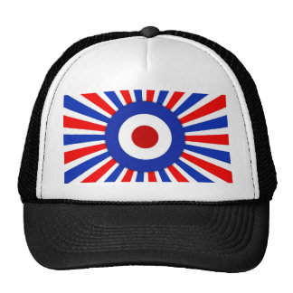 Mod design mesh hats
