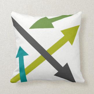 Mod Direction Cushion