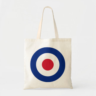 MOD Fashion British Design Tote Bag - Scooter