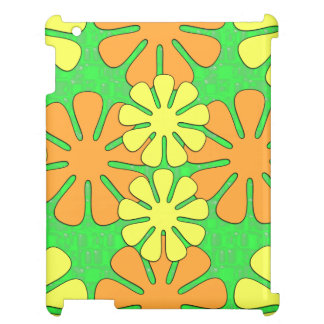 Mod Flower Design Cover For The iPad