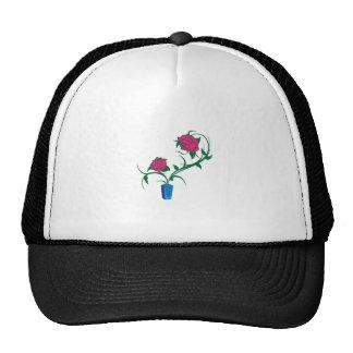 MOD FLOWER VASE TRUCKER HAT