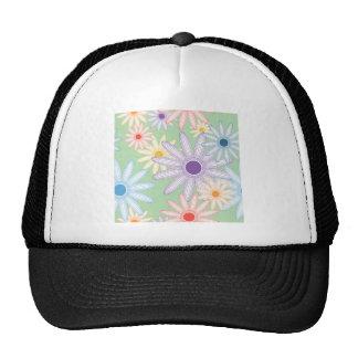 Mod Flowers - Customize Template Cap