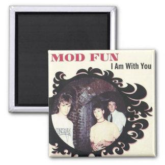 MOD FUN debut 45 reissue Magnet