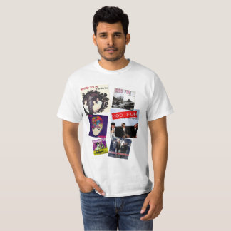 MOD FUN Record Jacket Artwork T-shirt
