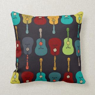 Mod Guitars Pillow Cushions