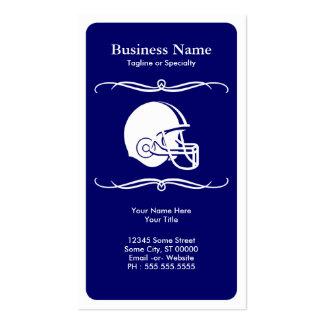 mod helmet pack of standard business cards