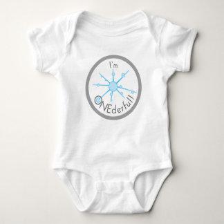 MOD  I'm ONEderful Baby Bodysuit