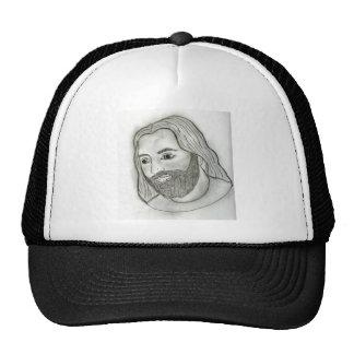 Mod Jesus Mesh Hat