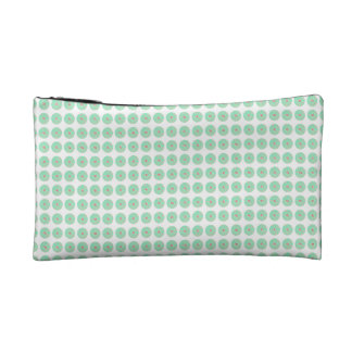 Mod-Mint-Flora-Stylish-Cosmetic-Travel-Accessories Makeup Bag