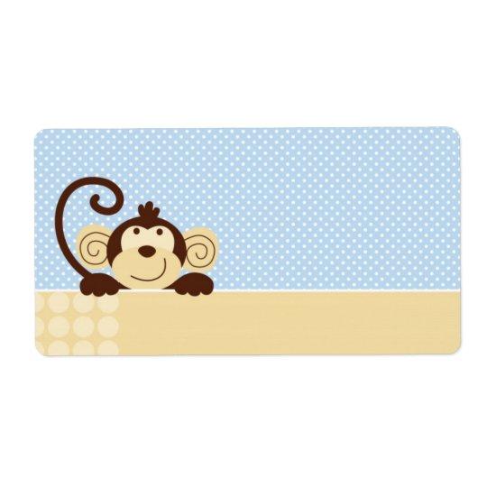 Mod Monkey Name Tag