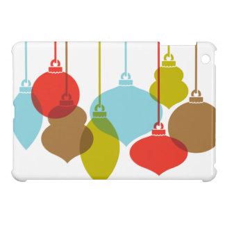 Mod Ornaments Retro Christmas iPad Mini Case