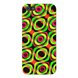 Mod Pattern iPhone 5/5S Cover