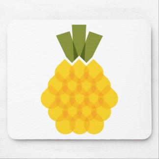Mod Pineapple Mouse Pad
