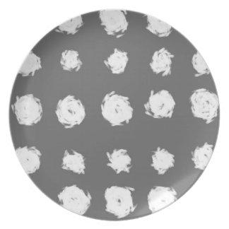 Mod Polka Dot Plate
