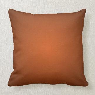 Mod Pumpkin Dimensional 3D Spectrum Decor Pillow