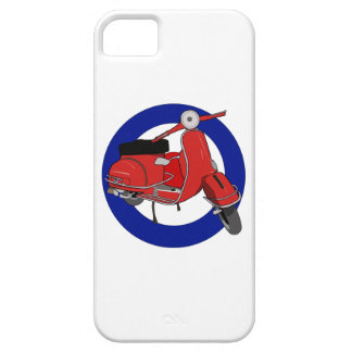 Mod Scooter Barely There iPhone 5 Case