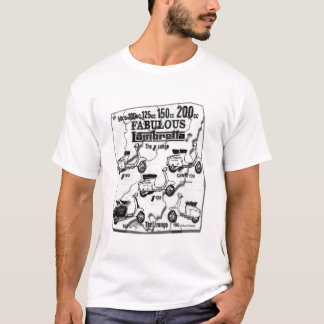 Mod Scooters T-Shirt