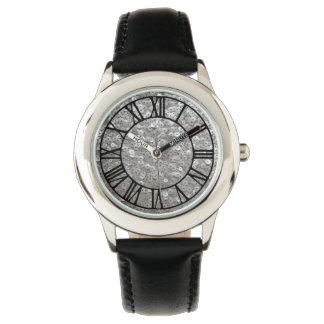 Mod Sliver Sequined Watch