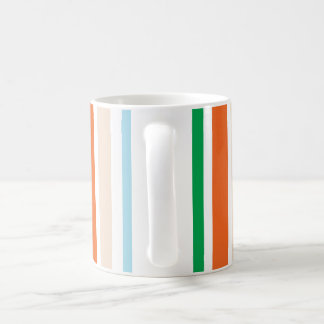 Mod Stripe Coffee Mug