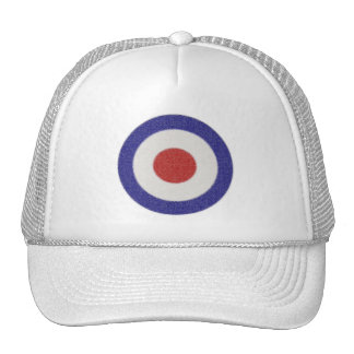Mod Target Distressed Hats